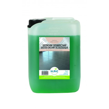 DETERGENT DESINFECT. DESODO. ECOLO. ALIMENTAIRE
