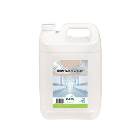 DETERGENT CHLORE ALIMENTAIRE