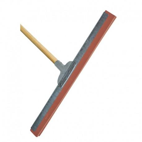 RACLETTE EN MOUSSE ROUGE - Largeur 75 cm